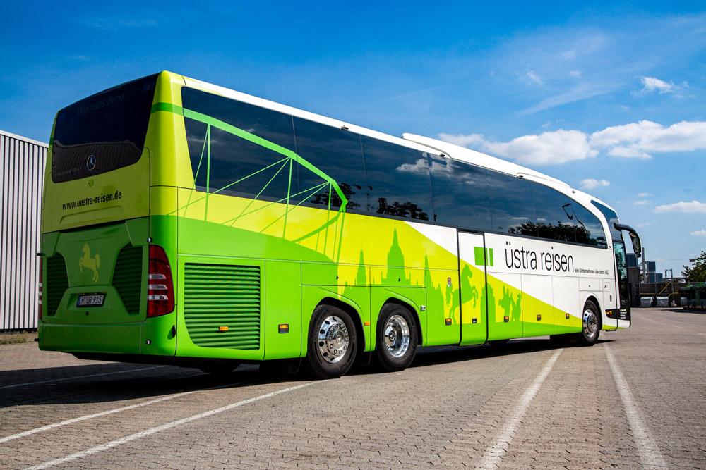 ÜSTRA Reisen Bus 1