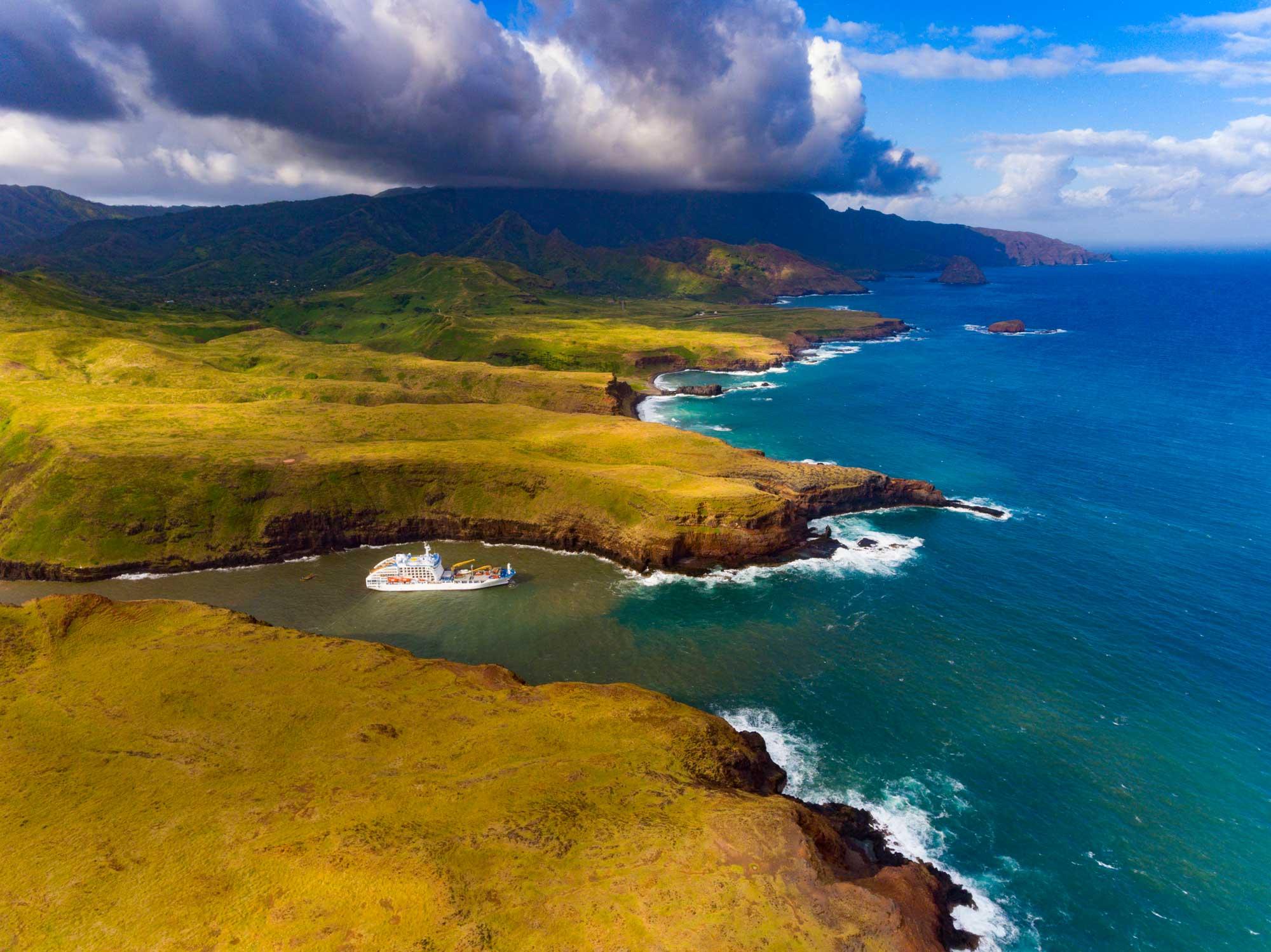 unterwegs mit der Aranui