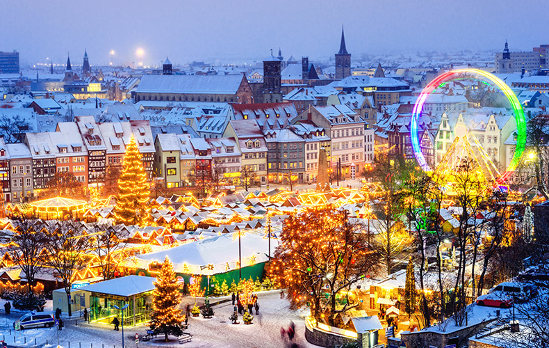 Weihnachstmarkt Erfurt